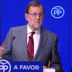 Rajoy propone a Ana Pastor como presidenta del Congreso tras llegar a un acuerdo con Ciudadanos