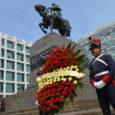 """Al celebrarse hoy 12 de octubre """"Día de la Hispanidad"""", la colectividad española en Uruguay ha realizado sus dos actos oficiales de ofrendas florales. Organizados por la embajada de España […]"""