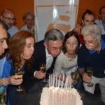 27 Aniversario de la asociación de empresarios gallegos – Reconocimiento a Elvira Dominguez