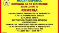 """CENTRO EUSKARO Calle Prof. Carlos Bacigalupi 2219 – Tel 2924 5386 MIÉRCOLES 22 DE NOVIEMBRE – HORA 19.30: CINE """"LOS PAZOS DEL CAMINO"""": El Centro Eúskaro invita a socios y […]"""