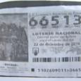 El Gordode laLotería de Navidad 2016se lo ha llevado el número66.513, que ha caído íntegramente en Madrid, concretamente en la administración situada en Paseo de la Esperanza4. Esta administración ha […]