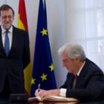 El presidente de gobierno de España Mariano Rajoy planea visitar Uruguay el d� a 25 de abril