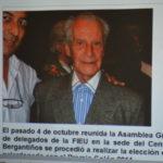 A un año de su partida se recordó hoy a Pepe Montoya en el Centro gallego