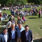 Romer� a 2017 del Centro gallego de Montevideo