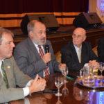 Presentación del libro, Compostela – Camino de Santiago de Manuel Losa