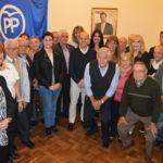 Ramón Moreno Bustos se ha reunido con la cúpula del PP de Uruguay.