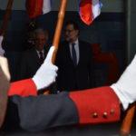Encuentro del presidente Mariano Rajoy con Tabaré Vázquez, Danilo Astori y empresarios
