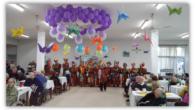 El 19 de junio, como todos los años, se celebró el día de los abuelos en el Hogar Español. En esta ocasión de encuentro entre generaciones, donde año a año […]