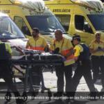 Atentado en Barcelona Al menos 13 muertos y medio centenar de heridos en un atentado en las Ramblas de Barcelona