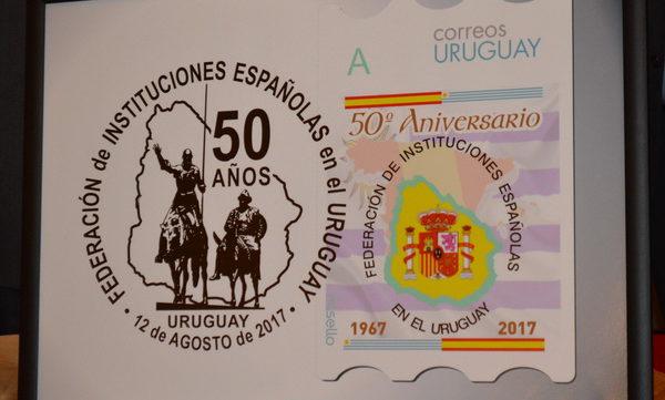 La Federación de Instituciones Españolas de Uruguay (FIEU), ha elegido la celebración de su 50 aniversario para homenajear a los medios de prensa de la colectividad y lanzar un sello […]