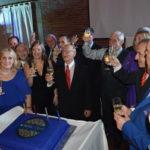 138 Aniversario del Centro Gallego de Montevideo.