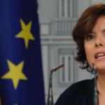 """El Gobierno pide a Puigdemont que """"finalice esta farsa que no tiene sentido"""""""