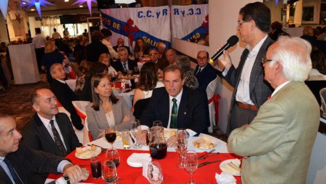 El Centro Cultural Hijos de Galicia fundado el 23 de octubre de 1943, ha celebrado los 74 años de su fundación con un almuerzo para sus socios y autoridades de […]