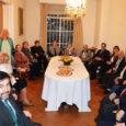 El embajador de España Javier Sangro Liniers y su Sra. esposa Ana Clara Lucas Gómez Morán, han sido anfitriones de lujo para su primera celebración del día de la hispanidad […]
