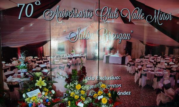Con un gran almuerzo para 300 personas el Centro de Bolos Valle Miñor de Montevideo ha agasajado a socios y amigos de la institución para celebrar el 70 aniversario de […]
