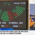 Independencia de Cataluña El Senado ha habilitado al Gobierno para aplicar las medidas del artículo 155 El Parlament de Cataluña vota la declaración unilateral de independencia RTVE.es El Gobierno ha […]