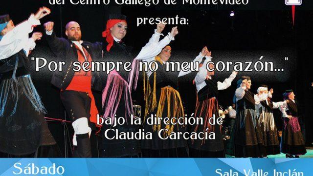 Con una sala Valle Inclán totalmente desbordada de público, el ballet folclórico gallego bajo la dirección de Claudia Carcacía, ha dejado lo mejor sobre las tablas y recorriendo en danzas […]