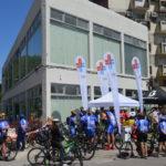 La Española se mueve – Bicicleteada por la salud desde Colón al Prado.