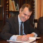 Visita del Secretario general de la Consejer� a de Presidencia de Castilla León