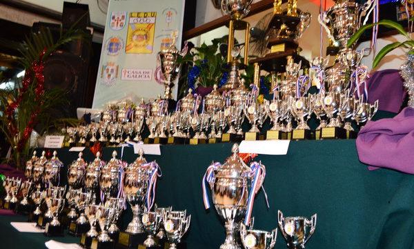 Los campeones de este año 2017 del gran trofeo Liga Española de Deportes, han sido por tercera vez consecutiva, el Centro Asturiano Casa de Asturias, que ya se lleva su […]