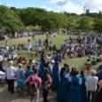 El Centro gallego ha realizado hoy la romería 2018 con una asistencia de cerca de 1500 personas en sus instalaciones del polideportivo de Carrasco. El presidente de la institución gallega […]