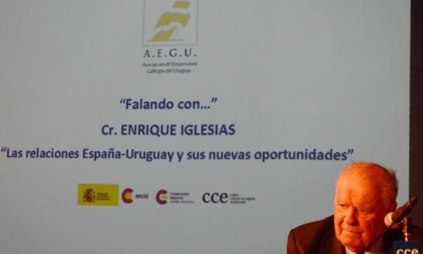 Continuando con el ciclo de charlas iniciado por AEGU en el Centro Cultural de España, hoy hemos participado con España vale en exclusiva, de nada menos que Falando con… el […]