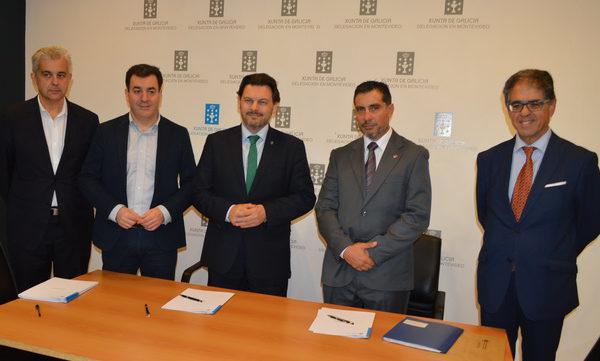El secretario xeral da Emigración de la Xunta de Galicia, Antonio Rodríguez Miranda, ha llegado a Uruguay y a primera hora de la mañana ha mantenido reuniones en la sede […]