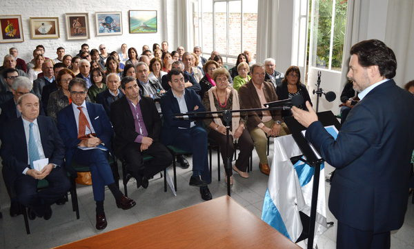 Se ha realizado en el Patronato de Cultura Gallega el acto de presentación del programa de Ayudas al Retornado Emprendedor, de la Secretaría Xeral de Emigración, -Estratexia retorna 2020-. Los […]