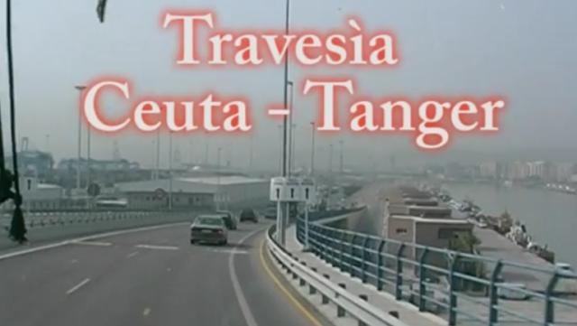 En este video realizado con la cámara de España vale hace algunos años documentamos el cruce en ferry del Estrecho de Gibraltar yllegar Tanger Para llegar a Tanger o Marruecos […]