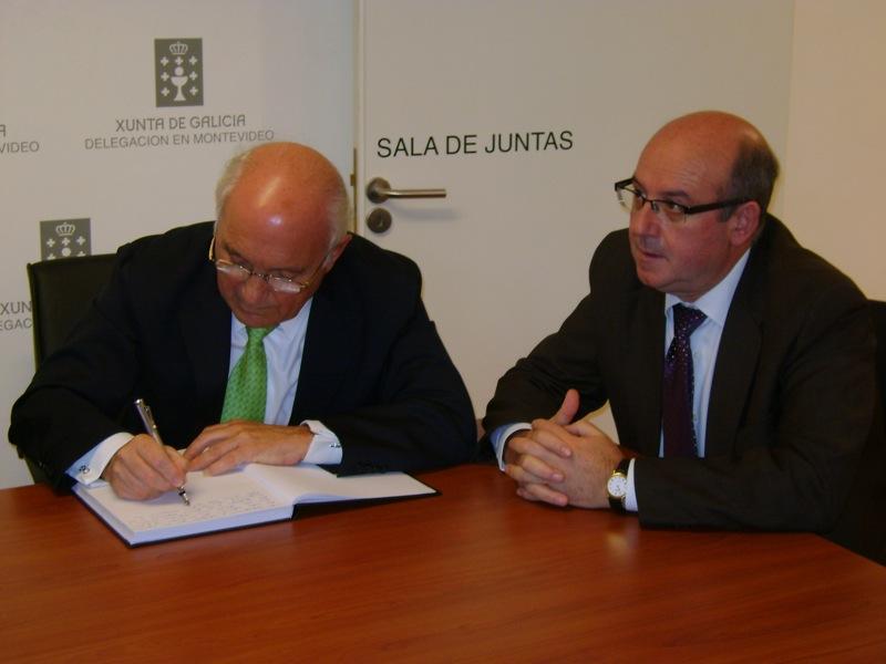 inauguraci n oficina xunta de galicia en montevideo ForOficina Xunta De Galicia